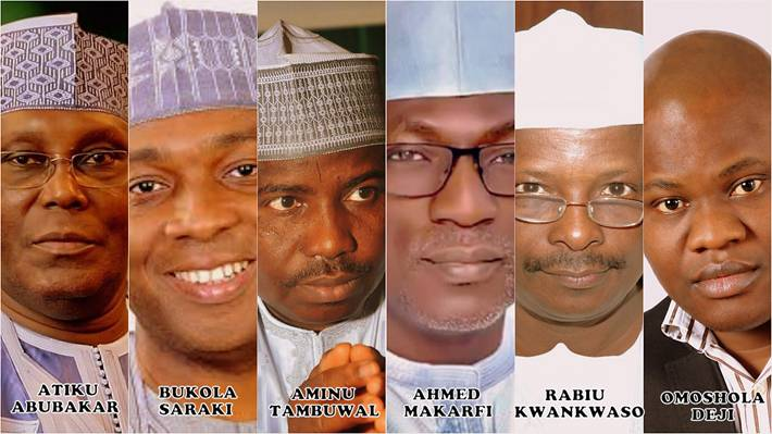 PDP Elections