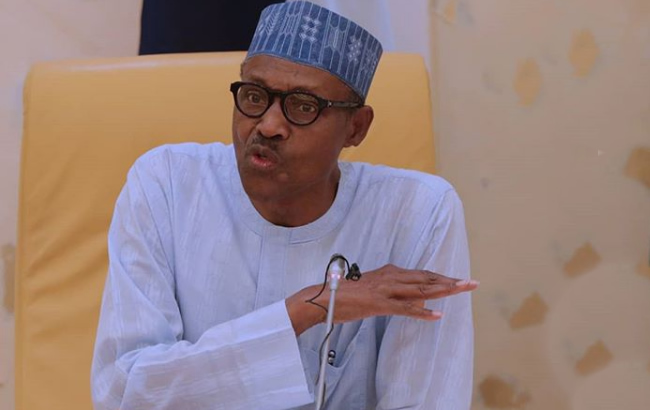 Image result for I will reward those who work for my victory, says Buhari