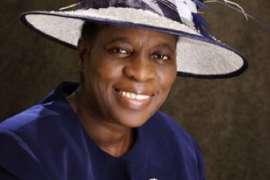 Pastor Mrs Adeboye