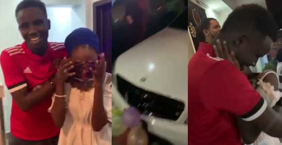 16 Year Old Girl Who Got Benz As Birthday Gift From Boyfriend Beaten