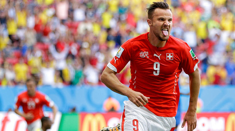 a985c1a1935 Seferovic hat-trick helps Switzerland to famous win over Belgium ⋆