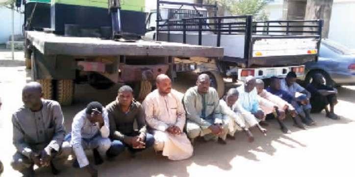 Former ASP turned generator burglar arrested in Bauchi