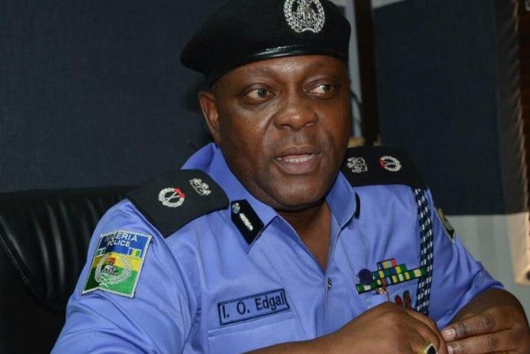 Edgal - Lagos police commissioner