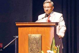 India High Commisioner Abhay Thakur