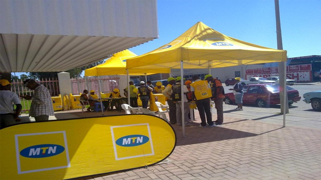 MTN overtakes Dangote on NSE
