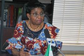 Mojisola Adeyeye - NAFDAC DG