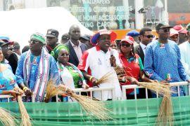APC rally in Lagos
