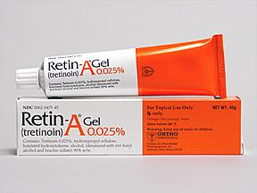 Acne Treatment with Retin A