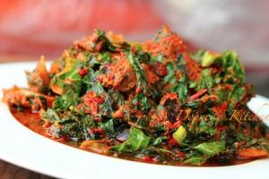 Healthy Nigerian Foods