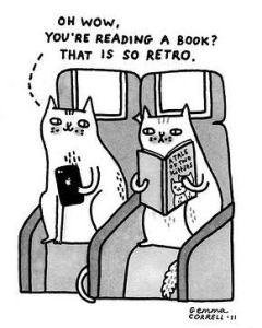 E-books vs Regular Books