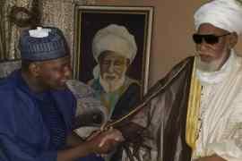 Dogara with Bauchi Emir