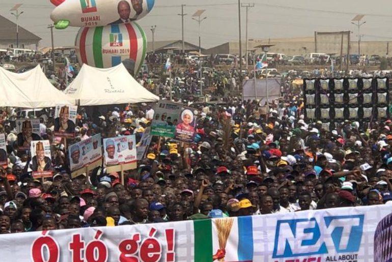 APC Kwara rally