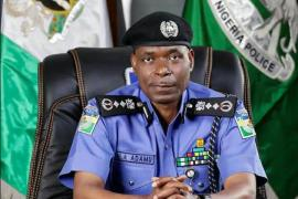 Acting Police IG, Adamu Mohammed