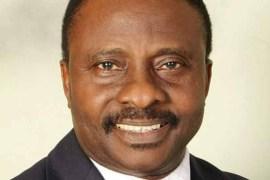 CAN President - Rev Samson Ayokunle