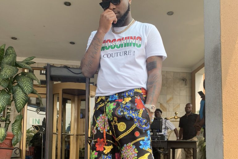Davido in Port Harcourt