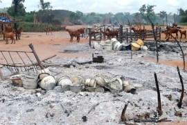 Fulani community - Kajuru violence