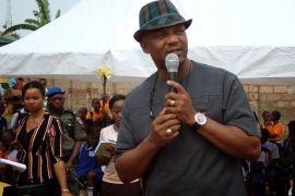 Nkem Okeke - Anambra state Deputy Governor