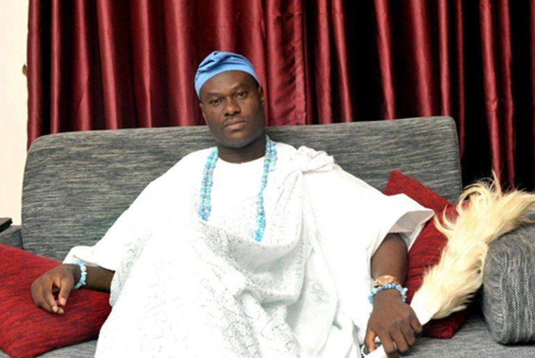 Ooni of Ife - Oba Ogunwusi