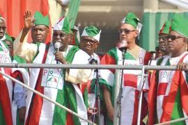 PDP-rally
