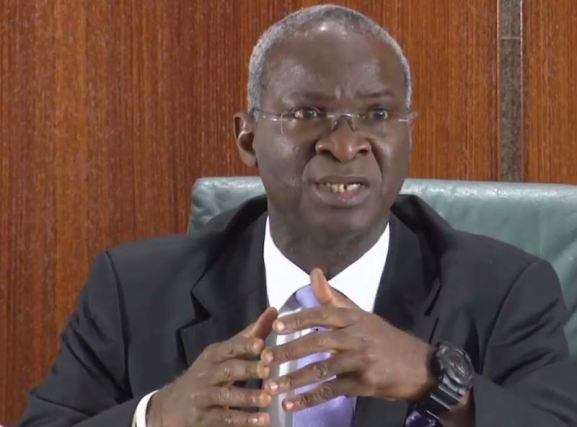 SERAP drags Fashola to court for failing to disclose names of his contractors