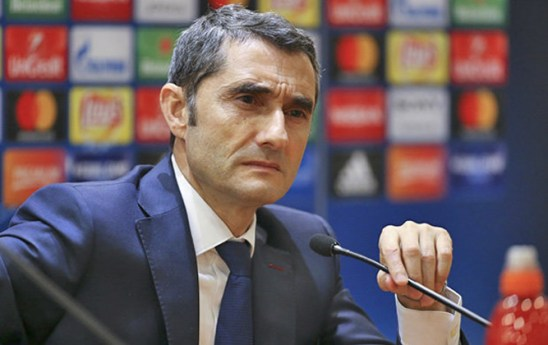 Valverde uncertain of Messi's fitness ahead of midweek El-classico