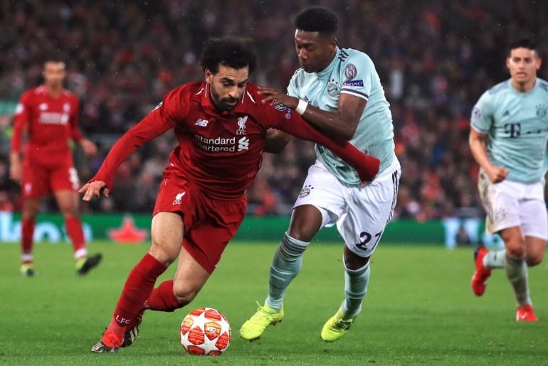 Liverpool vs Bayern Munich - Champions League - Leg 2