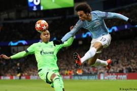 Manchester City vs Schalke 04 - UEFA - Leg 2
