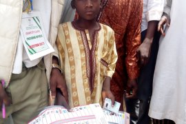 Vote buying in Kano