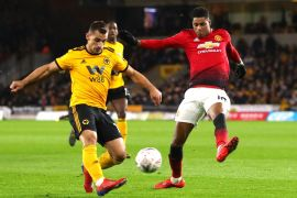 Wolves vs Manchester United - FA Cup