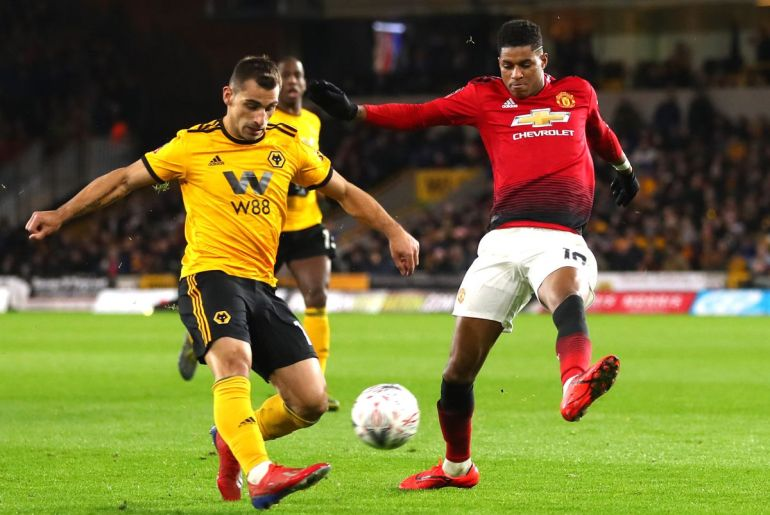 Wolves Vs Man Utd Wikipedia: Jimenez, Jota Slay Manchester United As Wolves Reach FA