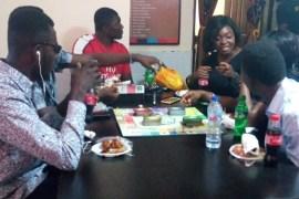 board game cafe in Abuja
