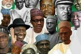 past-leaders of nigeria