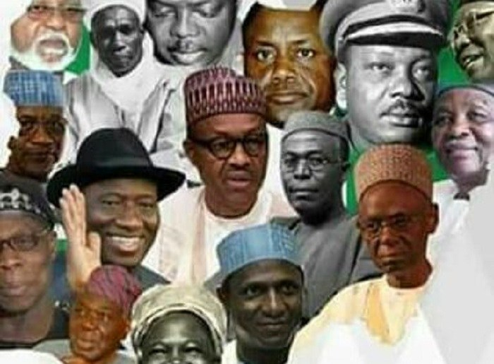 past-leaders of nigeria