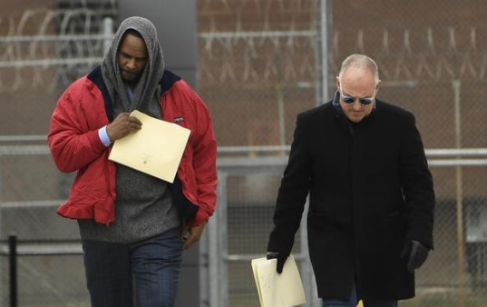 Kelly set free again after unknown person pays child support