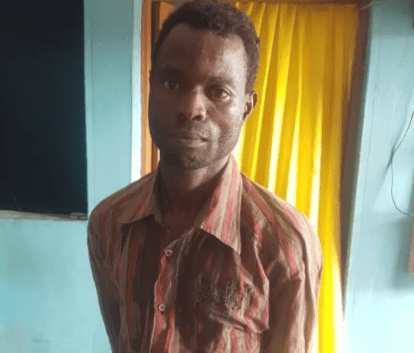 Man lands in police custody after raping girl with Down syndrome