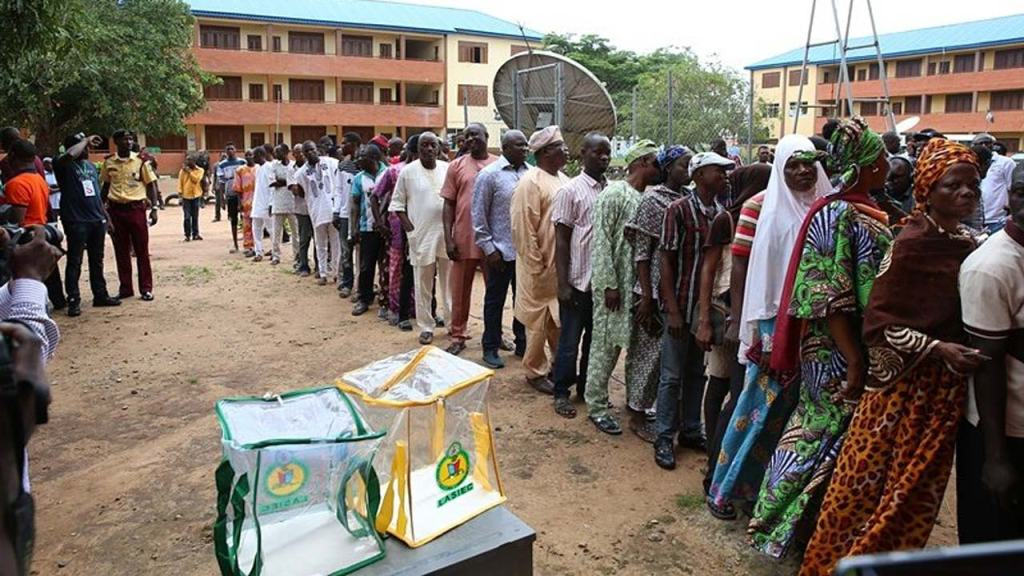 voters in Lagos