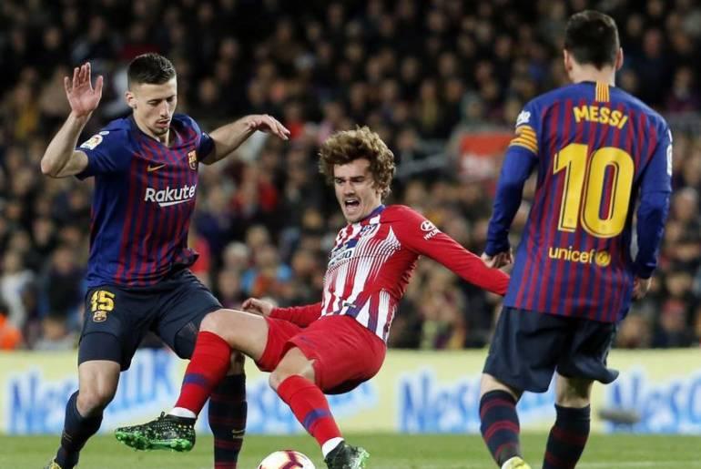 Barcelona vs Atletico Madrid - La Liga