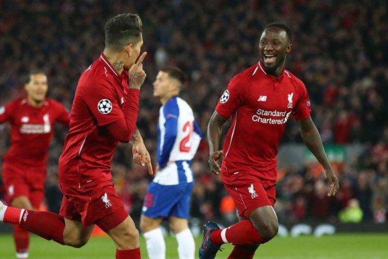 Liverpool 2-0 win over FC Porto