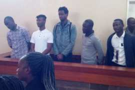 Nigerians arrested in Kenya