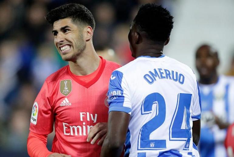 Real Madrid vs Leganes