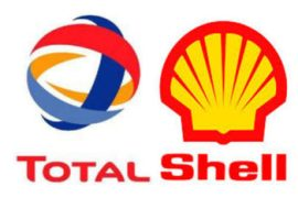 Shell and Total