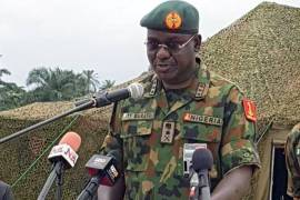 Army Chief, Lt.-Gen. Tukur Buratai
