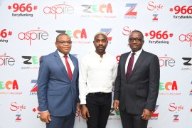 Kenneth Ize at Zenith Bank