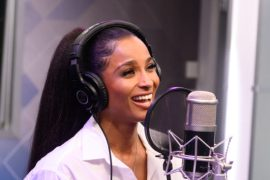 Ciara Performs On SiriusXM Hits 1 At The SiriusXM Studios In New York