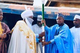 Ganduje and new Kano Emirs