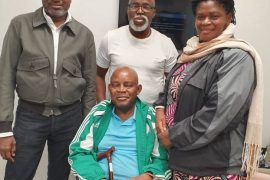 Otedola, Pinnick, Julie Pinnick and Christian Chukwu