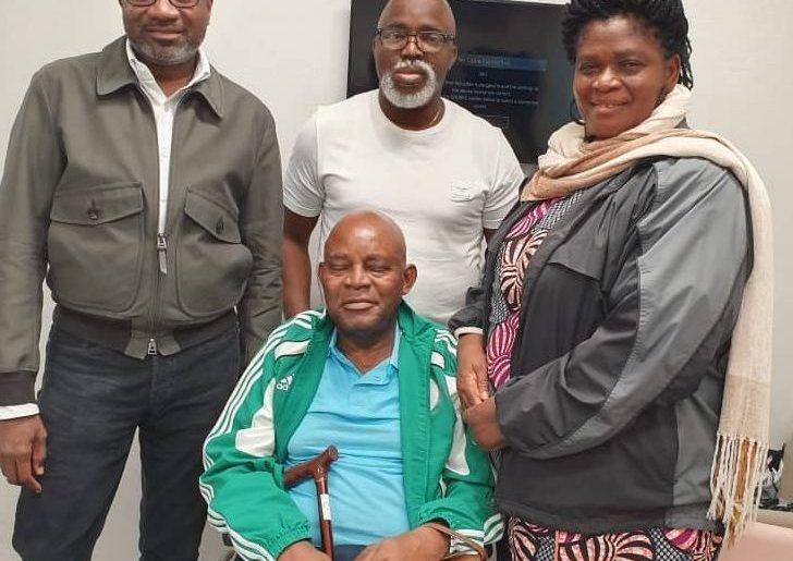 Otedola, Pinnick, Julie Pinnick and Christian Chukwu