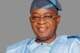 Osun Governor, Gboyega Isiaka Oyetola