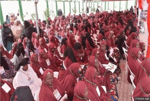 Kano govt marries off 1500 brides, pays N30M dowry
