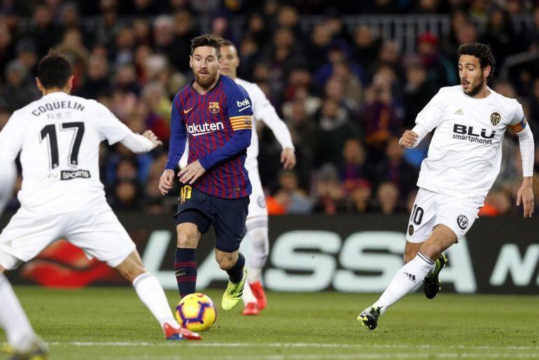 Valencia vs Barcelona Copa del Rey final
